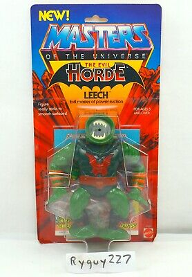 $395 • Buy MOTU, Leech, Masters Of The Universe, MOC, Carded, Figure, Sealed, He Man, MOSC