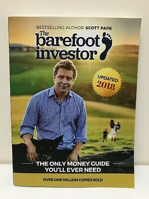 AU15.99 • Buy The Barefoot Investor The Only Money Guide You'll Ever.. Scott Pape Updated 2018