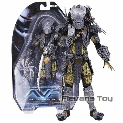 $40.43 • Buy Masked Scar Predator PVC Action Figure Collectible Model Toy