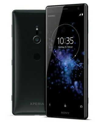 $ CDN266.73 • Buy SONY Xperia XZ2 - 64GB 4G (GSM UNLOCKED) Smartphone H8276 - Black