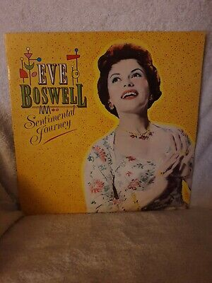 £6 • Buy Eve Boswell, Sentimental Journey, Vinyl And Cover Near Mint