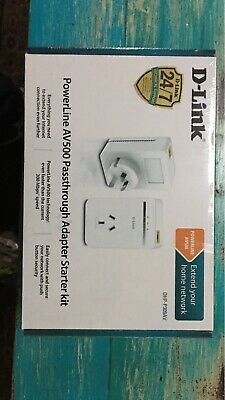 AU50 • Buy DLink Powerline AV500