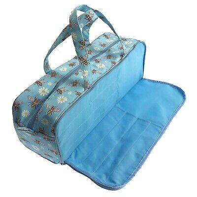 Knitting Storage Bags With Zip Pocket • 13.75£