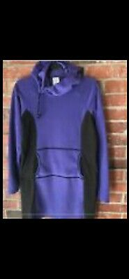 $ CDN220 • Buy Melanzana Micro Grid Hoodie Dress