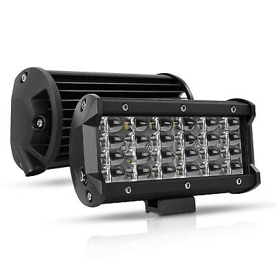 AU43.59 • Buy 6Inch LED Light Bar Spot Flood Beam Driving Offroad Truck SUV Work Fog Lamps 4WD