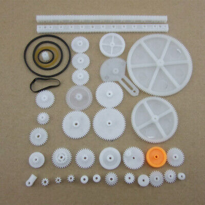 SMALL Modern Double-cake Pulley difference size RC model ship fittings 12 pcs