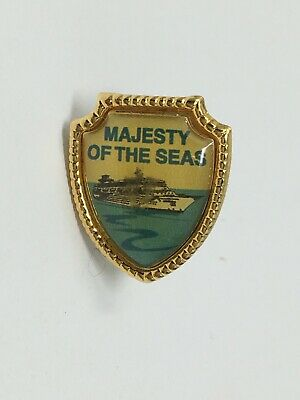 $24.95 • Buy PIN Majesty Of The Seas Ship Ocean Liner Boat Cruise
