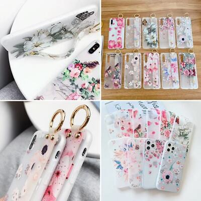 AU9.57 • Buy Finger Ring Holder Stand Strap Case For IPhone 13 12 Mini 11 Pro Max XS XR 8 7