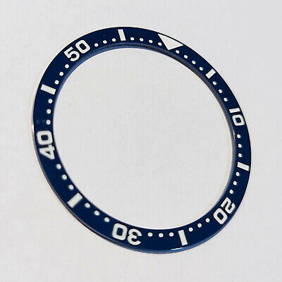 $ CDN41.43 • Buy Lumed Bezel Insert For Seiko SKX 007, C3Lume, Navy Blue, Seiko Style