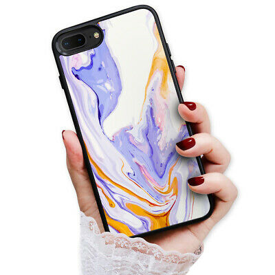 AU9.99 • Buy ( For IPhone 6 Plus / 6S Plus ) Back Case Cover AJ13203 Abstract Marble
