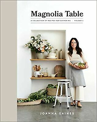 $21.87 • Buy Magnolia Table, Volume 2: A Collection Of Recipes For Gathering