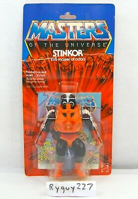 $395 • Buy MOTU, Stinkor, Figure, Masters Of The Universe, MOC, Carded, He Man, Sealed