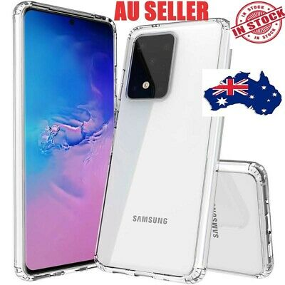 AU7.49 • Buy Samsung S20 Ultra S20 FE S10 Plus Note 20 5G Case Shockproof Bumper Cover