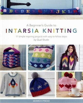 £7.99 • Buy A Beginner's Guide To Intarsia Knitting