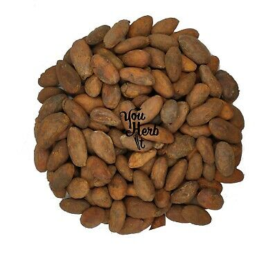 £7.95 • Buy Organic Raw Criollo Whole Cacao Beans 25g-200g - Theobroma Cacao