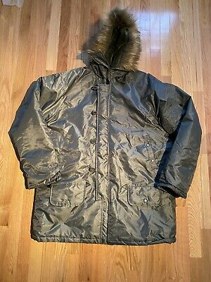 $40 • Buy Rothco Men's Small Parka Extreme Cold Weather Type N-3b Jacket Military