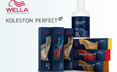 Wella Koleston Perfect Me+ Pure/rich Natural, Browns, Reds, Special Blondes 60ml • 7.95£