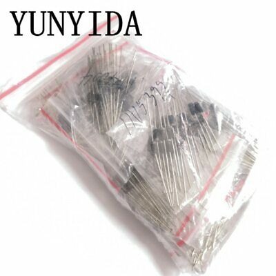 $ CDN10.75 • Buy 255pcs Fast Switching Rectifier Schottky Diode Assorted Kit 1N4001 1N4004
