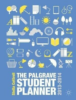 £8.44 • Buy New, The Palgrave Student Planner 2013-14 (Palgrave Study Skills), Cottrell, Dr