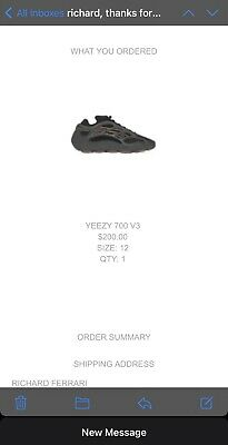 $ CDN323.51 • Buy Adidas Yeezy Boost 700 V3 Clay Brown GY0189 Size 12 Men IN HAND SHIPS TODAY