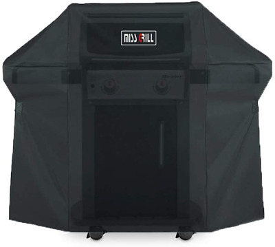 $ CDN53.16 • Buy 52  BBQ Grill Cover For Weber Spirit 200/300 Series & Genesis Silver A/B Grills