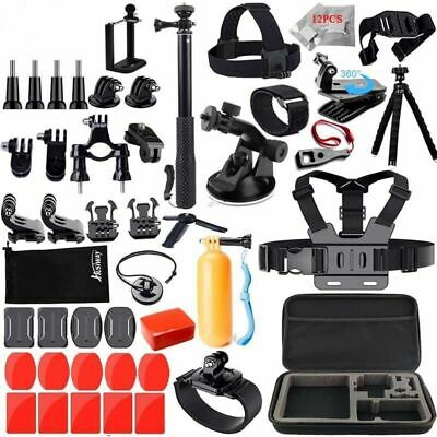 $ CDN49.31 • Buy Accessories Kit For Gopro Hero 8 7 6 5 Black Osmo Action 4 3 Session Set