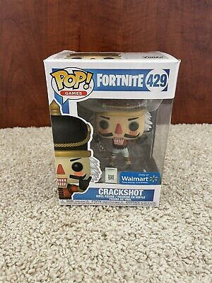 $ CDN29.10 • Buy Pop Games Funko Fortnite Crackshot Free Shipping!