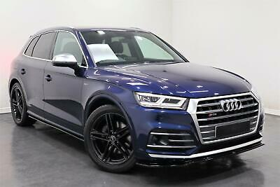 2017 Audi SQ5 3.0 TFSI V6 Tiptronic Quattro - PX SWAP - FINANCE - WARRANTY -  • 34,985£