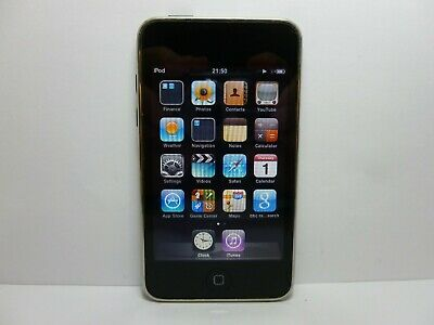 Apple IPod Touch 2nd Generation Black (8GB) MP3 Media Player A1288 • 21£