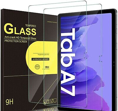 £4.85 • Buy 2PACK Tempered Glass Tablet Screen Protector For Samsung Galaxy Tab A7 2020 10.4