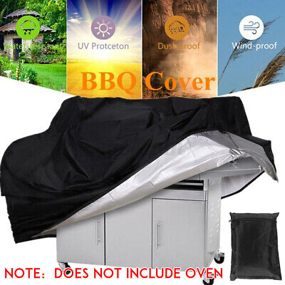 AU20.59 • Buy 2XL Outdoor Barbecue BBQ Burner Grill Cover Gas Charcoal Waterproof UV Protector