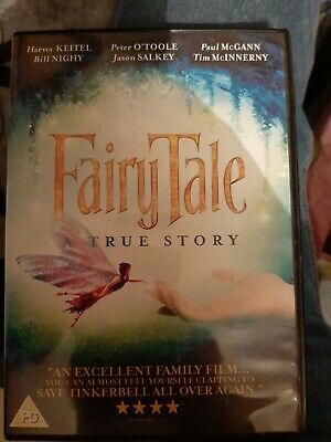 Fairy Tale: A True Story (1997, DVD) • 2.99£