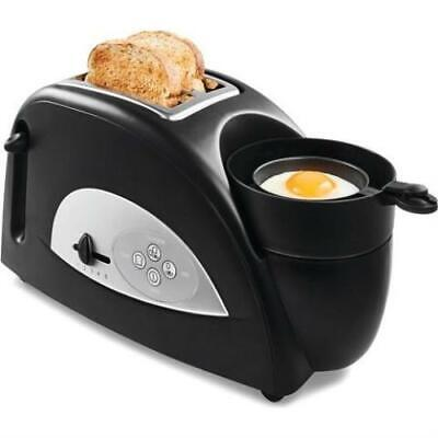 AU89.99 • Buy Toaster And Egg Cooker / Black / Wide Slot / Variable Browning Control