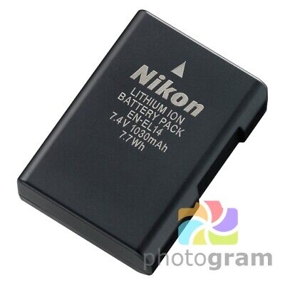£21.20 • Buy Battery For Nikon COOLPIX, P And D Series Digital Cameras Rechargeable Li-ion