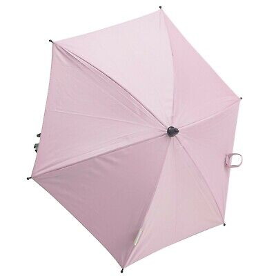 For-Your-little-One Parasol Compatible With Bugaboo, Donkey Duo, Light Pink • 22.74£