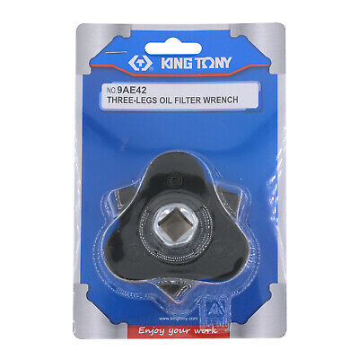 AU19.90 • Buy KING TONY 3 Jaw Engine Oil Filter Removal Wrench Tool 1/2  & 3/8'' 63mm-102mm