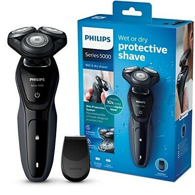 AU141.19 • Buy Philips Series 5000 S5270/06 Electric Shaver With Precision Trimmer