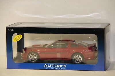 $ CDN395 • Buy 1/18 Autoart 2007 Ford Mustang Gt Coupe California Special , New , 73112 , Red