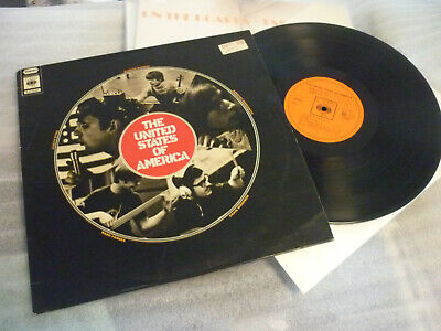 £55.50 • Buy THE UNITED STATES OF AMERICA Orig CBS 1968 Psych Rock