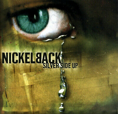 Nickelback ‎– Silver Side Up CD AM How You Remind Me... • 2.29£