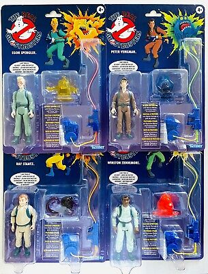 AU139 • Buy The Real Ghostbusters Set Egon Peter Ray Winston Kenner