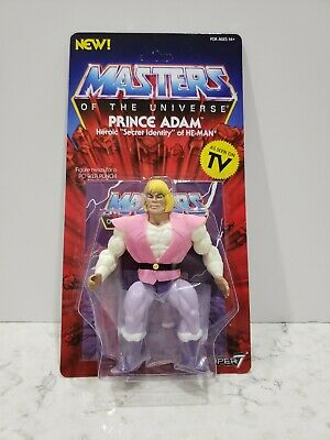 $34.99 • Buy Masters Of The Universe Prince Adam Action Figure Super 7 As Seen On TV MOTU