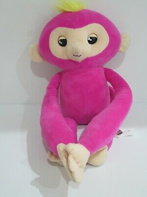 AU32 • Buy Large Pink Plush Fingerling - Battery Operated - Approx - 44 Cm