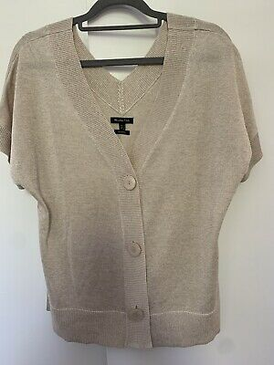 AU60 • Buy MASSIMO  DUTTI Women's Viscose Cardigan Small  New Without Tags