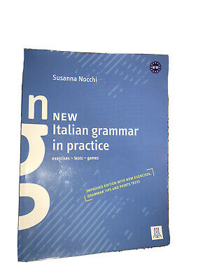 £13.50 • Buy Essential Grammar In Use Book With Answers And Interactive Italian Edition