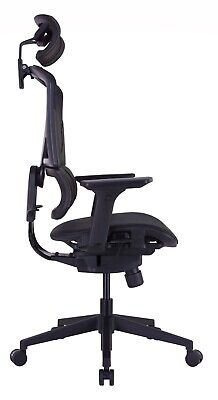 AU399 • Buy *Special* GTCHAIR SE13N Ergonomic Gaming Style Office Mesh PU Chair Back Support