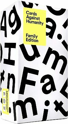 AU49.95 • Buy Cards Against Humanity Family Edition -au