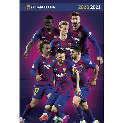 FC Barcelona Gifts - Poster Players 19 • 3.99£