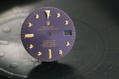 $ CDN3189.75 • Buy Rolex Vintage Submariner Tropical Purple Nipple Dial For 1680 FCD11757
