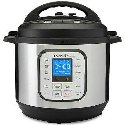 $ CDN125.64 • Buy New Instant Pot Duo Nova 8 Quart Multi-Use 7-in-1 One-Touch Pressure Cooker Easy